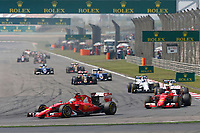 VETTEL sebastian (ger) ferrari sf15t action during 2015 Formula 1 FIA world championship, China Grand Prix, at Shanghai from April 9th to 12th. Photo Alexandre Guillaumot / DPPI