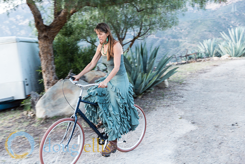 Editorial and lifestyle photos of the Priority Bicycle.