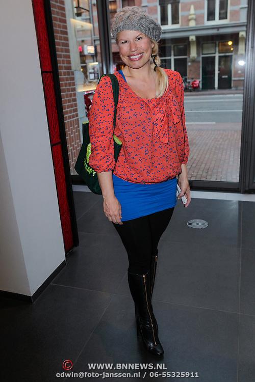 NLD/Amsterdam/20120420 - Show Joan Collins, Annemarie Jung
