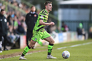 Forest Green Rovers Kevin Dawson(18) during the EFL Sky Bet League 2 match between Forest Green Rovers and Walsall at the New Lawn, Forest Green, United Kingdom on 8 February 2020.