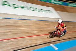 ZENG Sini, CHN, Individual Pursuit, 2015 UCI Para-Cycling Track World Championships, Apeldoorn, Netherlands