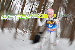 05.01.2012, Paul Ausserleitner Schanze, Bischofshofen, AUT, 60. Vierschanzentournee, FIS Ski Sprung Weltcup, Training, im Bild Severin Freund (GER) // Severin Freund of Germany during a practice session of 60th Four-Hills-Tournament FIS World Cup Ski Jumping at Paul Ausserleitner Schanze, Bischofshofen, Austria on 2012/01/05. EXPA Pictures © 2012, PhotoCredit: EXPA/ Johann Groder
