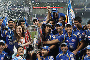 CLT20 2013 The Final - Rajasthan Royals v Mumbai Indians