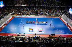 BERLIN - Indoor Hockey World Cup<br /> Semi-final 1: Germany - Iran<br /> foto: <br /> WORLDSPORTPICS COPYRIGHT FRANK UIJLENBROEK