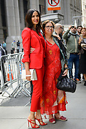 Padma Lakshmi and Her Mom at Variety's Power of Women Luncheon, NYC