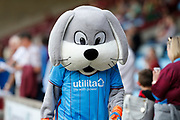 The Mascot of Scunthorpe United during the Pre-Season Friendly match between Scunthorpe United and Leicester City at Glanford Park, Scunthorpe, England on 16 July 2019.