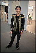ALEXANDER KANDISAPUTRO, Frieze Masters, Regents Park, London. London. 15 October 2014