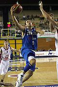 DESCRIZIONE : Treviglio Amichevole Italia Repubblica Ceca<br /> GIOCATORE : Robert Fultz<br /> SQUADRA : Nazionale Italia Uomini <br /> EVENTO : Amichevole Italia Repubblica Ceca<br /> GARA : Italia Repubblica Ceca<br /> DATA : 03/06/2008 <br /> CATEGORIA : Tiro Penetrazione<br /> SPORT : Pallacanestro <br /> AUTORE : Agenzia Ciamillo-Castoria/S.Ceretti<br /> Galleria : Fip Nazionali 2008<br /> Fotonotizia : Treviglio Amichevole Italia Repubblica Ceca<br /> Predefinita :