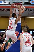 DESCRIZIONE : Varese Lega A 2015-16 <br /> GIOCATORE : Brandon Davies<br /> CATEGORIA : Schiacciata Controcampo<br /> SQUADRA : Openjobmetis Varese<br /> EVENTO : Campionato Lega A 2015-2016<br /> GARA : Openjobmetis Varese - Grissin Bon Reggio Emilia<br /> DATA : 24/04/2016<br /> SPORT : Pallacanestro<br /> AUTORE : Agenzia Ciamillo-Castoria/M.Ozbot<br /> Galleria : Lega Basket A 2015-2016 <br /> Fotonotizia: Varese Lega A 2015-16