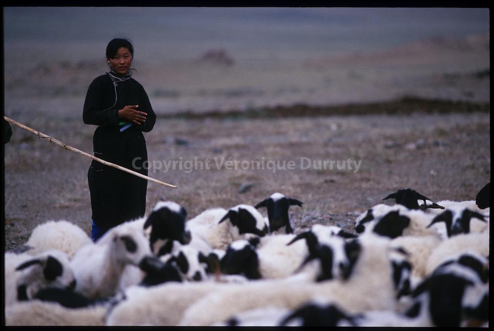 Gobi desert, Mongolia // desert de Gobi, Mongolie
