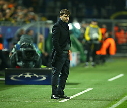 November 21, 2017 - Dortmund, Germany - Tottenham Hotspur manager Mauricio Pochettino  during UEFA Champion  League Group H Borussia Dortmund between Tottenham Hotspur played at Westfalenstadion, Dortmund, Germany 21 Nov 2017  (Credit Image: © Kieran Galvin/NurPhoto via ZUMA Press)