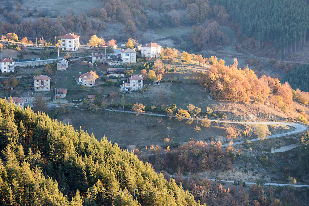 Autumn time in Rhodope Mountains