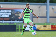 Forest Green Rovers Darren Carter during the Pre-Season Friendly match between Forest Green Rovers and Cardiff City at the New Lawn, Forest Green, United Kingdom on 13 July 2016. Photo by Shane Healey.
