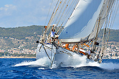 2018 Spetses Classic Sailing Regatta, Spetses, Greece