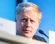 Mayor Boris Johnson during the Mayor of London's People's Question Time at Fairfield Halls, Croydon.<br /> Picture by Paul Davey/Focus Images Ltd +447966 016296<br /> 03/03/2016