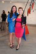 PILAR ORDOVAS; CATALINA MARCH;, Pilar Ordovas hosts a Summer Party in celebration of Calder in India, Ordovas, 25 Savile Row, London 20 June 2012