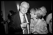 MARTYN LEWIS; RACHEL KELLY Party to celbrate the publication of ' Walking on Sunshine' 52 Small steps to Happiness' by Rachel Kelly. RSA. London. 9 November 2015