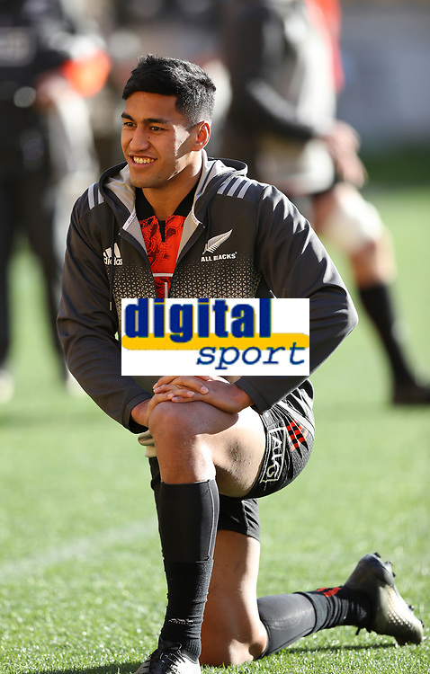 Rugby Union - 2017 British & Irish Lions Tour of New Zealand - Training pre 2nd Test <br /> <br /> at Westpac Stadium, Wellington.<br /> <br /> COLORSPORT/LYNNE CAMERON