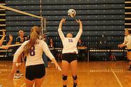 WVB: Saint Mary's College vs. University of Wisconsin-Stevens Point (10-02-15)