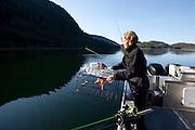 Crab trap, Sitka, Alaska