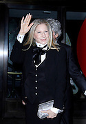 Barbara Streisand attends the 23rd Annual Glamour Magazine Women of the Year Awards at Carnegie Hall in New York City, New York on November 11, 2013.