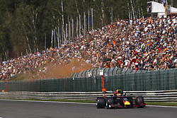 August 31, 2019, Spa-Francorchamps, Belgium: Motorsports: FIA Formula One World Championship 2019, Grand Prix of Belgium, ..#33 Max Verstappen (NLD, Aston Martin Red Bull Racing) (Credit Image: © Hoch Zwei via ZUMA Wire)