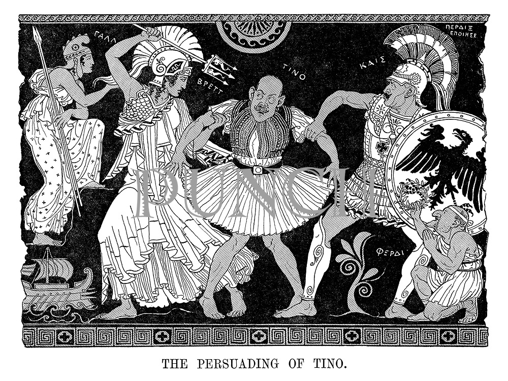 The Persuading of Tino.