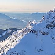 Mt. Cheam / Skagit Range