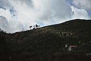 The hills outside Lazarim