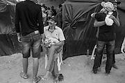 Popula&ccedil;&otilde;es Tradicionais de Quilombolas do Quilombo de Praia, munic&iacute;pios de Matias Cardoso, Minas Gerais.<br /> Retomada do territ&oacute;rio tradicional do Quilombo de Praia .<br /> Acampamento na fazenda S&atilde;o Francisco/Vila Bela pelos quilombolas de Vereda e Cana Brasa do Quilombo de Praia em Matias Cardoso, Minas Gerais.<br /> Acampamento Nossa Senhora da Aparecida