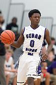 Atkins vs. Cedar Ridge - Basketball - November 25, 2014