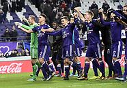 RSC Anderlecht v KAA Gent - 26 December 2017