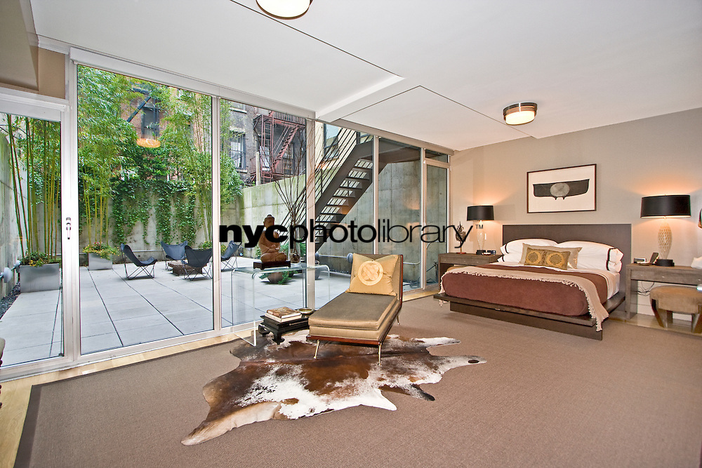 Master Bedroom at 343 West 16th Street