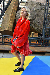 Sophie Kennedy Clark at the Royal Academy Of Arts Summer Exhibition Preview Party 2018 held at The Royal Academy, Burlington House, Piccadilly, London, England. 06 June 2018.