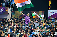 BHUBANESWAR (India) -  Hero Champions Trophy hockey men. Semifinal India vs Pakistan. Public.  Photo Koen Suyk