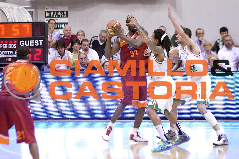 DESCRIZIONE : Roma Lega A 2012-2013 Montepaschi Siena Acea Roma playoff finale gara 4<br /> GIOCATORE : Gani Lawal<br /> CATEGORIA : Controcampo<br /> SQUADRA : Acea Roma<br /> EVENTO : Campionato Lega A 2012-2013 playoff finale gara 4<br /> GARA : Montepaschi Siena Acea Roma<br /> DATA : 17/06/2013<br /> SPORT : Pallacanestro <br /> AUTORE : Agenzia Ciamillo-Castoria/GiulioCiamillo<br /> Galleria : Lega Basket A 2012-2013  <br /> Fotonotizia : Roma Lega A 2012-2013 Montepaschi Siena Acea Roma playoff finale gara 4<br /> Predefinita :