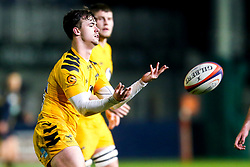 Cameron Anderson of Wasps A - Mandatory by-line: Robbie Stephenson/JMP - 16/12/2019 - RUGBY - Sixways Stadium - Worcester, England - Worcester Cavaliers v Wasps A - Premiership Rugby Shield