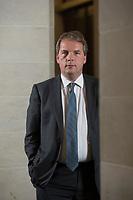20 JUN 2012, BERLIN/GERMANY:<br /> Christof Ruehl, Chefoekonom/Chefvolkswirt der BP Gruppe in London, Humbold Carre<br /> IMAGE: 20120620-01-022<br /> KEYWORDS: Christof Rühl