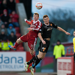 Aberdeen v Motherwell | Scottish Premiershhip | 26 December 2013
