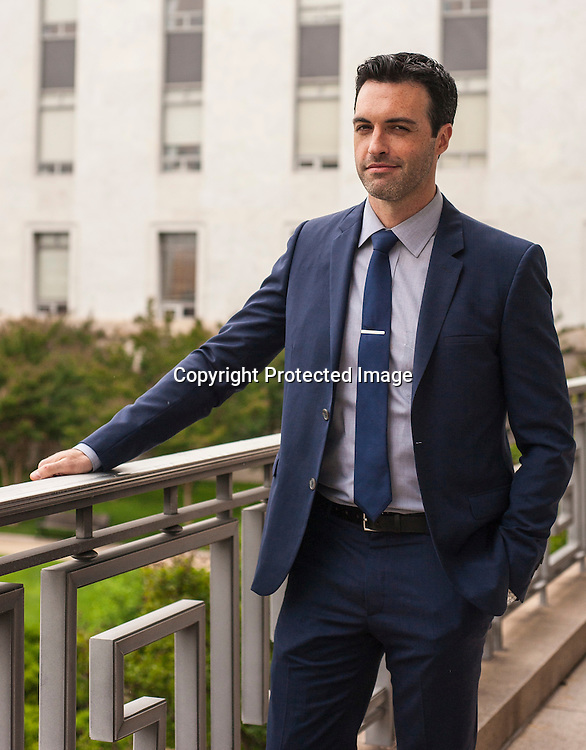 Actor Reid Scott, Washington DC, 2014