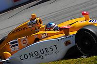 Bertrand Baguette, Toyota Grand Prix of Long Beach, Streets of Long Beach, Long Beach, CA USA  4/18/2010
