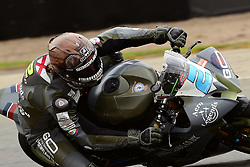 #2 Tom Ward Canterbury Aero Legends/Go Racing Developments Yamaha Dickies British Supersport
