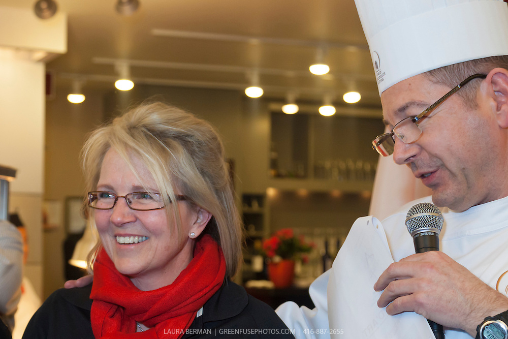 Lianne Hubbard. World Chocolate Masters Canadian Selection, January 20, 2013.