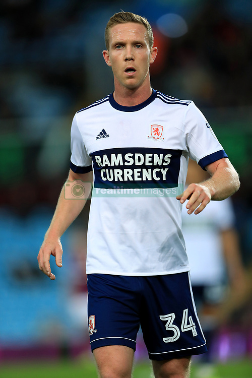 Middlesbrough's Adam Forshaw