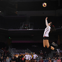 USC Women's Volleyball 15-16
