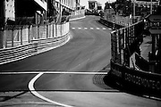 May 25-29, 2016: Monaco Grand Prix. Monaco track /circuit detail with run from Saint Devot to Casino square