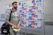 DESCRIZIONE: Berlino EuroBasket 2015 - Allenamento<br /> GIOCATORE:Andrea Bargnani<br /> CATEGORIA: Allenamento<br /> SQUADRA: Italia Italy<br /> EVENTO:  EuroBasket 2015 <br /> GARA: Berlino EuroBasket 2015 - Allenamento<br /> DATA: 04-09-2015<br /> SPORT: Pallacanestro<br /> AUTORE: Agenzia Ciamillo-Castoria/M.Longo<br /> GALLERIA: FIP Nazionali 2015<br /> FOTONOTIZIA: Berlino EuroBasket 2015 - Allenamento