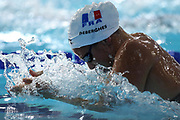Fanny Deberghes (France) In the first half Final of the 200 m breaststroke during the Swimming European Championships Glasgow 2018, at Tollcross International Swimming Centre, in Glasgow, Great Britain, Day 5, on August 6, 2018 - Photo Laurent Lairys / ProSportsImages / DPPI