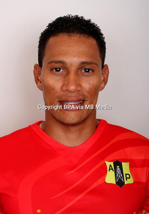 Colombia League - Postobom Liga 2014-2015 -<br /> Corporacion Deportiva Alianza Petrolera - Colombia / <br /> Jorge Henriquez