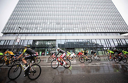 Peloton in Nova Gorica during 4th Stage of 26th Tour of Slovenia 2019 cycling race between Nova Gorica and Ajdovscina (153,9 km), on June 22, 2019 in Slovenia. Photo by Vid Ponikvar / Sportida